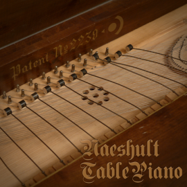 Naeshult Table Piano